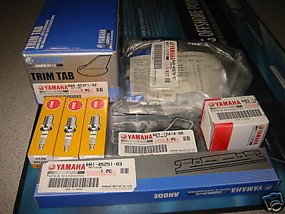 YAMAHA 70 HP 97-03 OUTBOARD MOTOR TUNE UP KIT WITH ZINC, used for sale  Shipping to South Africa