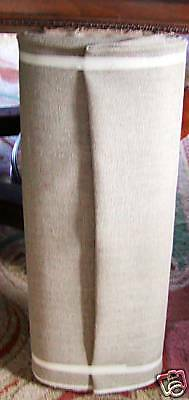 "NATURAL LINEN BACKING FOR RUG HOOKING 55"" WIDE BOLT THIS IS A 15-49 YD BOLT ONLY"