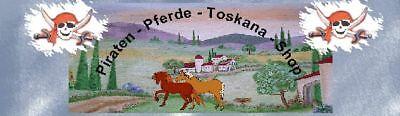 PIRATEN-PFERDE-TOSKANA-SHOP