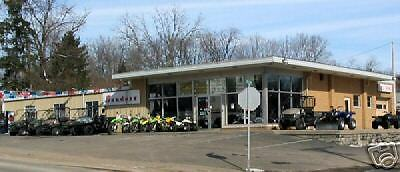 Sanders Yamaha Suzuki Kawasaki