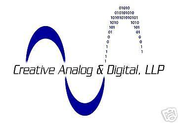 Creative Analog and Digital LLP