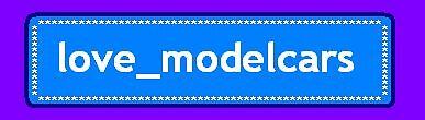 love_modelcars*88