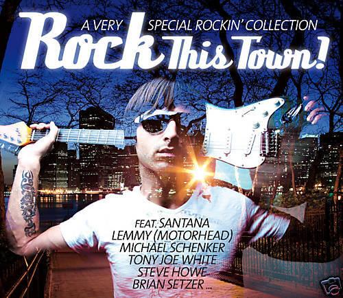 Rock This Town! - Various (cd) Neu A Very Special Rocki