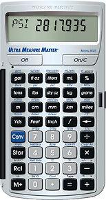 Metric Conversion Calculator Ultra Measure Master 8030 - Replaces The 8025