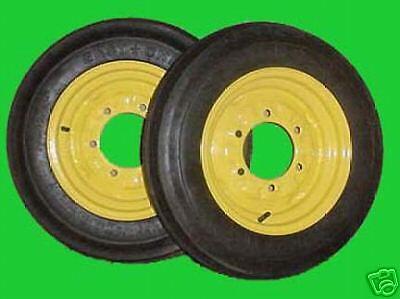 John Deere Tractor Pulling Front Tires Wheels Rims
