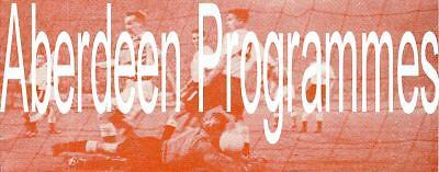 Aberdeen Programmes