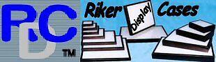 Riker Display Cases