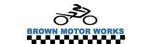 Brown Motor Works BMW Vespa